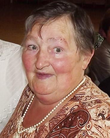 Genovaitė MUMGAUDIENĖ, Joniškio neįgaliųjų draugijos Gataučių skyriaus vadovo pavaduotoja