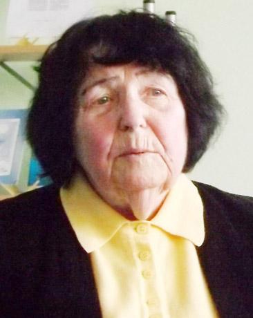 Elena BURDULIENĖ, Šaukėnų kraštotyros muziejaus muziejininkė
